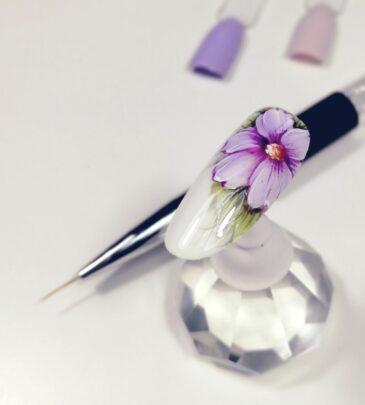 Инструкторский курс росписи ногтей – 1 уровень